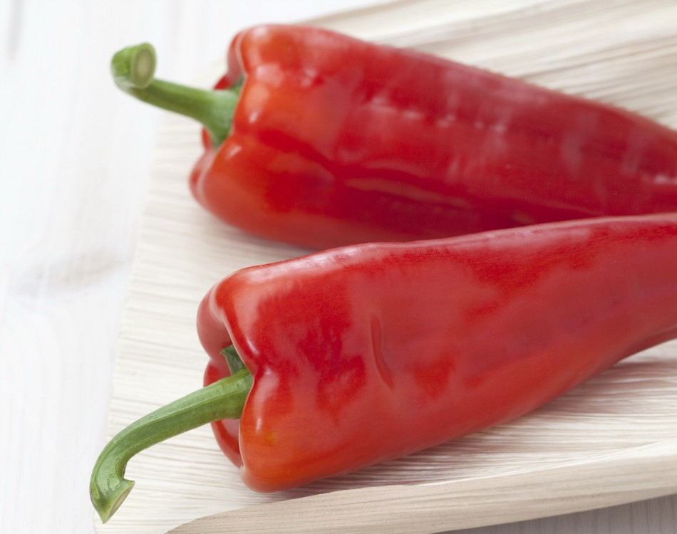 Sweet palermo sweet pointed pepper